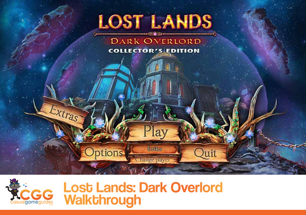Lost Lands Walkthrough