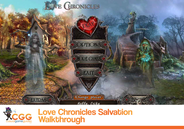 Love Chronicles Walkthrough