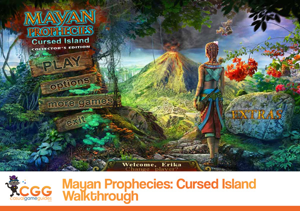 Mayan Prophecies Walkthrough