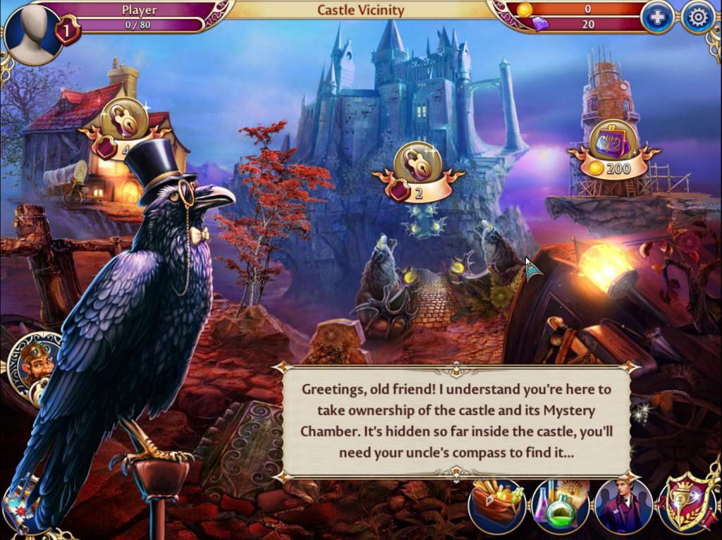 Midnight Castle Walkthrough Puzzle Screenshot