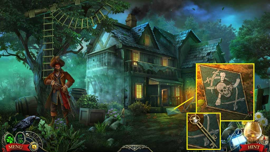 Midnight Mysteries: Ghostwriting Walkthrough & Cheats