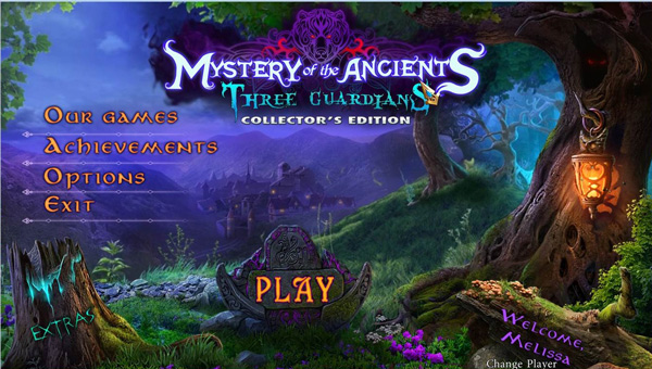 Mystery of the Ancients Title