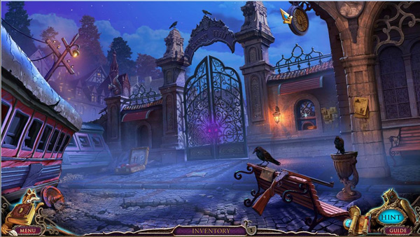 Mystery of the Ancients Graphics