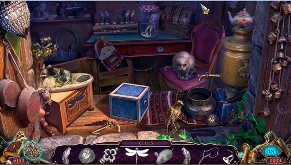 Mystery of the Ancients Hidden Objects