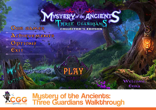 Mystery of the Ancients Walkthrough