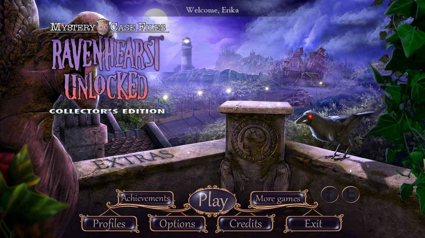 Mystery Case Files Ravenhearst Unlocked
