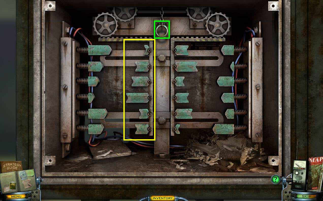 Mystery Case Files: Shadow Lake Walkthrough: Door Puzzle 2