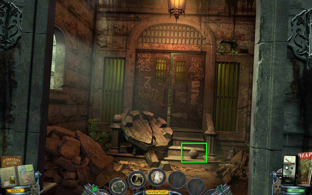 Mystery Case Files: Shadow Lake Walkthrough: Stone Ball
