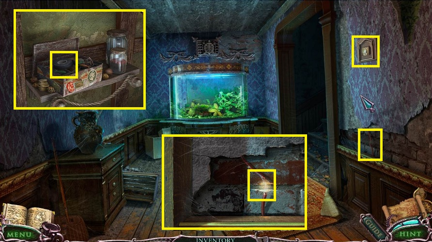 Mystery Of The Ancients: Curse of the Black Water Walkthrough: Knife