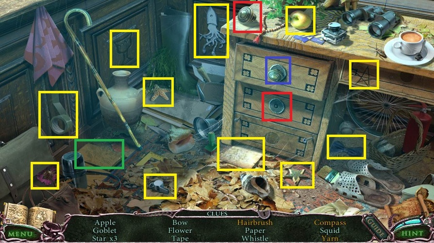 Mystery Of The Ancients: Curse of the Black Water Walkthrough: Hidden Object Game