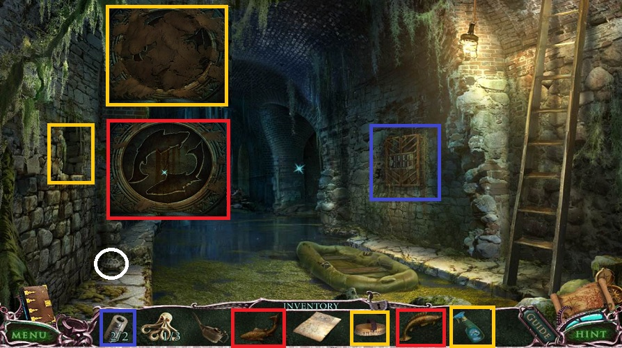 Mystery Of The Ancients: Curse of the Black Water Walkthrough: Cleaner