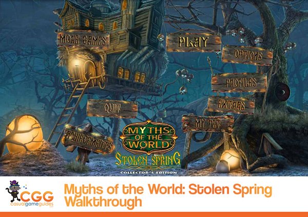 Myths of World Stolen Spring Walkthrough