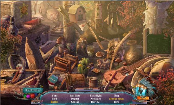 Myths of the World Hidden Object Games