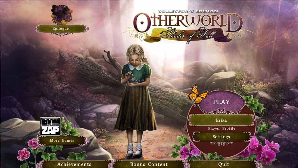 Otherworld: Shades of Fall Walkthrough: Title Image