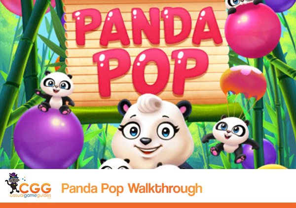 Panda Pop Walkthrough