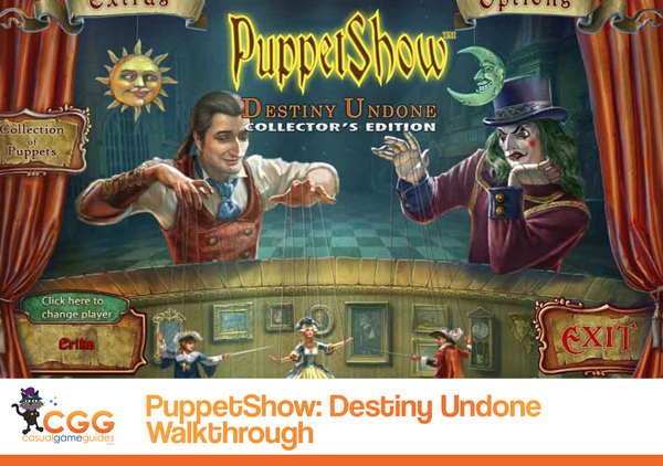 PuppetShow Walkthrough