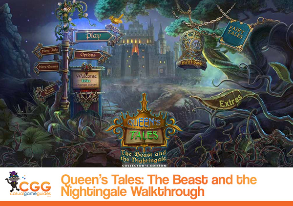 Queens Tales Walkthrough