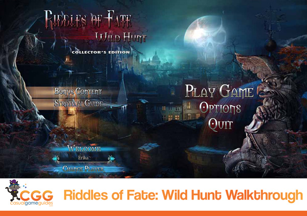 Riddles of Fate Walkthrough
