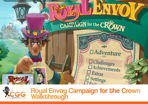 Royal Envoy Walkthrough