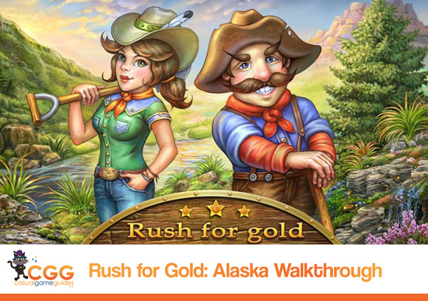 Rush for Gold Walkthrough