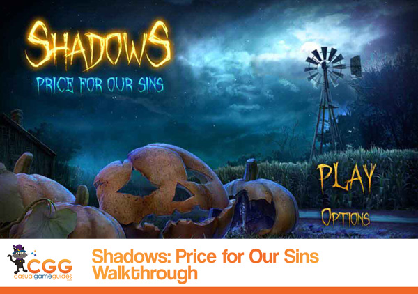 Shadows Walkthrough