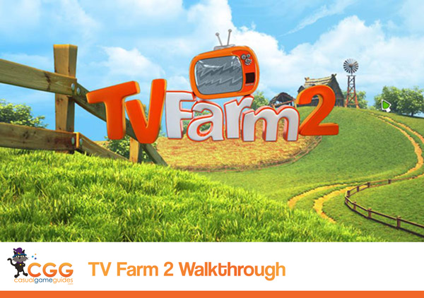 TV Farm 2 Walkthrough