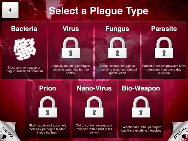 Plague Inc Bacteria