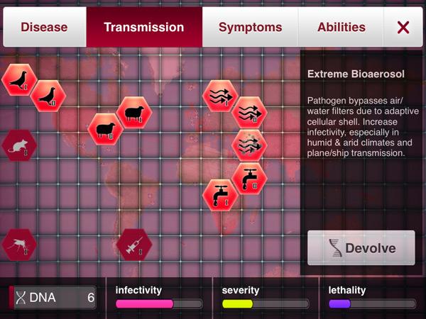 Plague Inc Symptoms