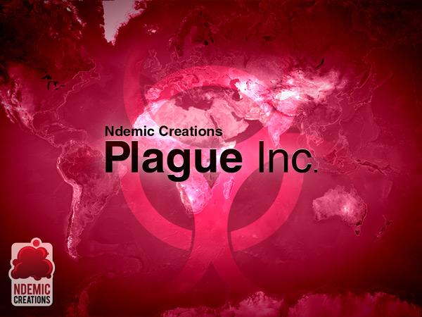 Plague Inc Title