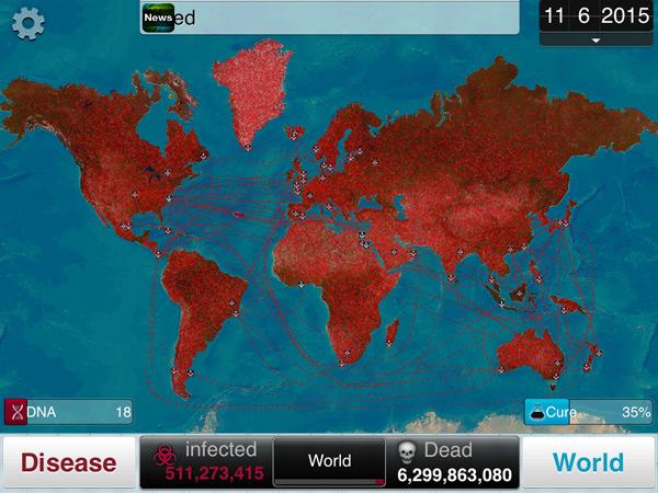 Plague Inc World