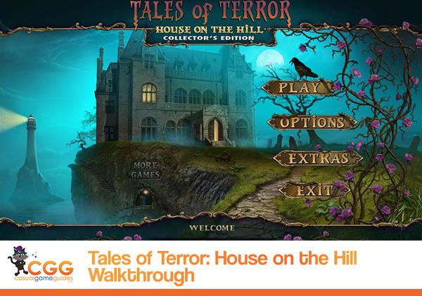 Tales of Terror Walkthrough