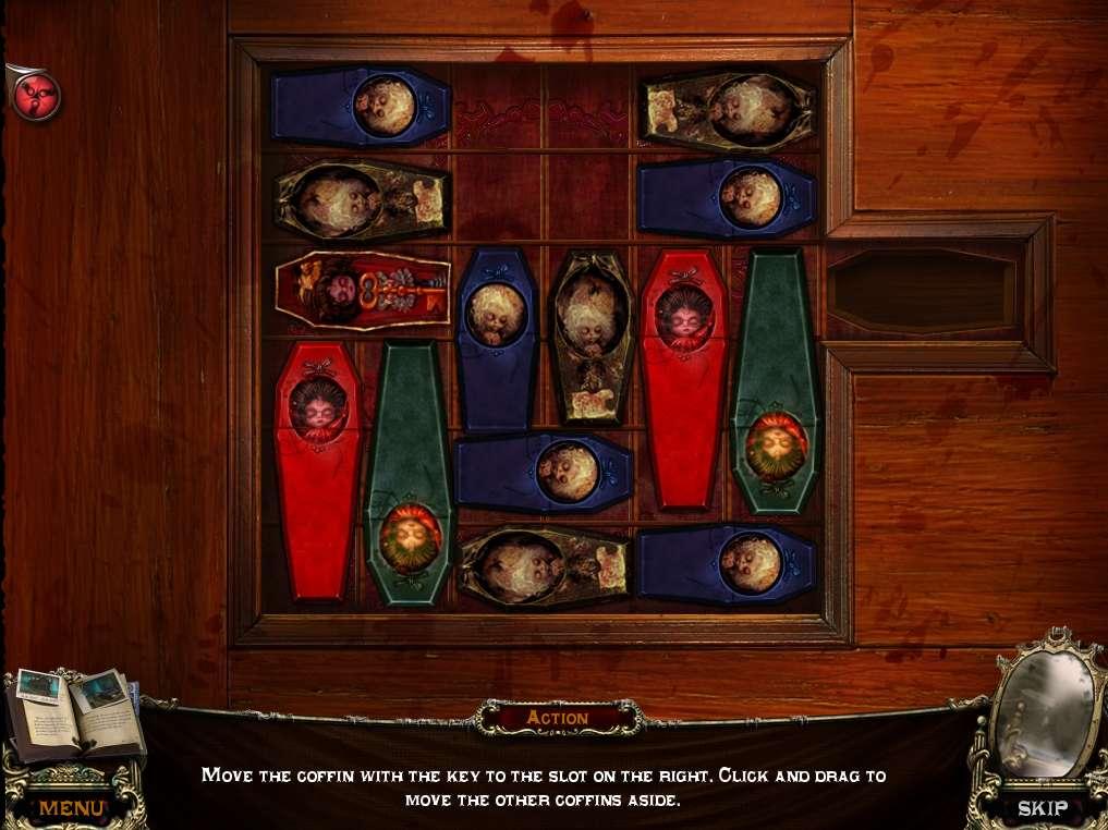 Crimson Room Game Solution