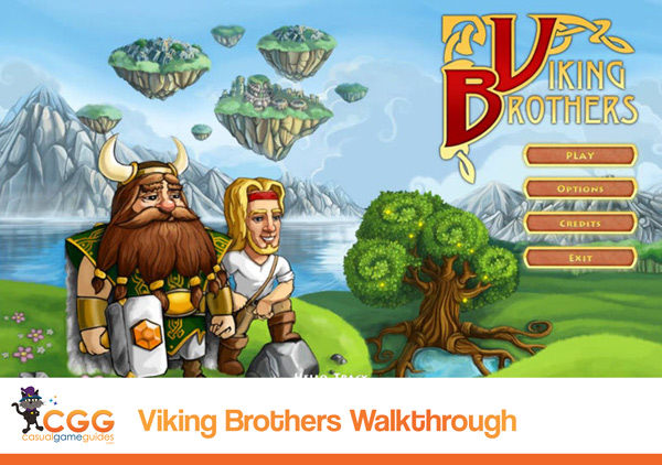 Viking Brothers Walkthrough