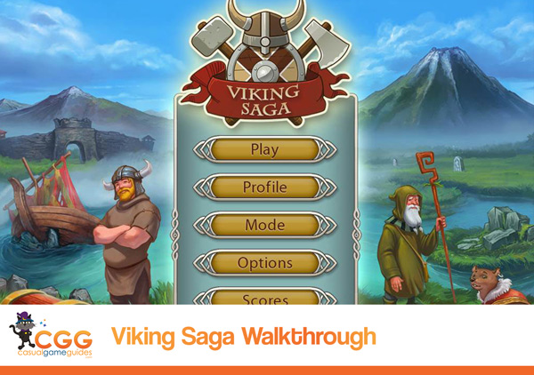VIking Saga Walkthrough
