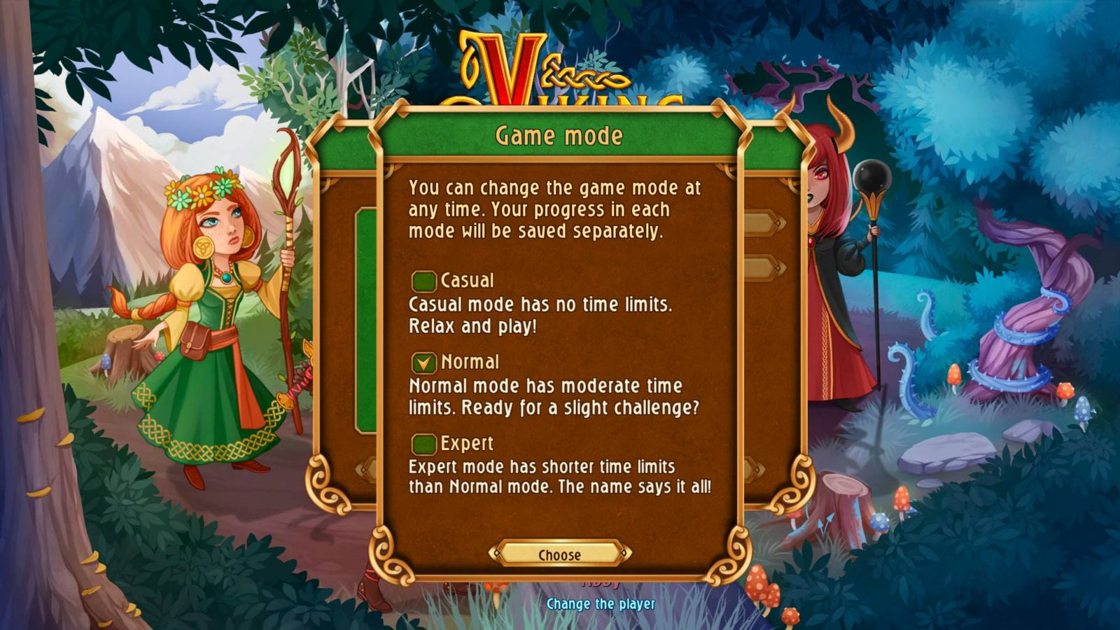 Play Viking Sisters for Free