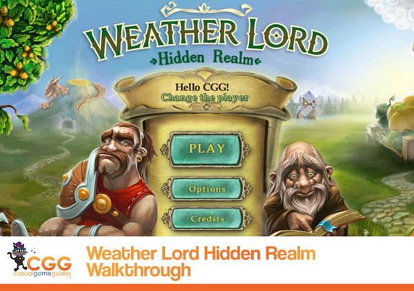 Weather Lord Walkthrough