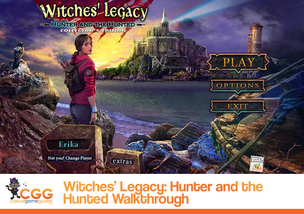 Witches Legacy Walkthrough