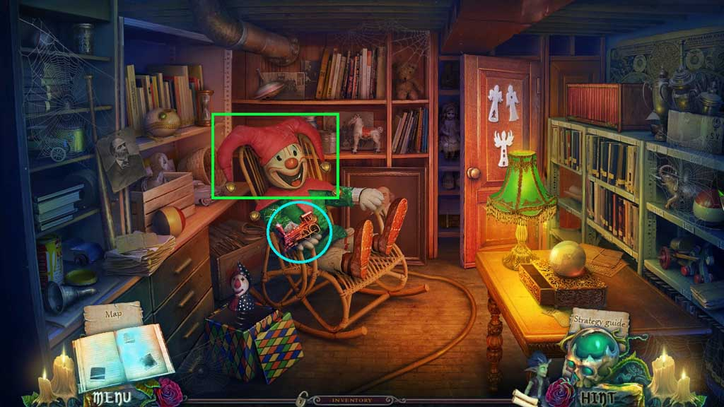 Witches 39 legacy the ties that bind walkthrough chapter for Moving items into place