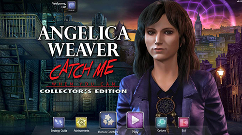 Angelica Weaver Catch Me When You Can Walkthrough Title