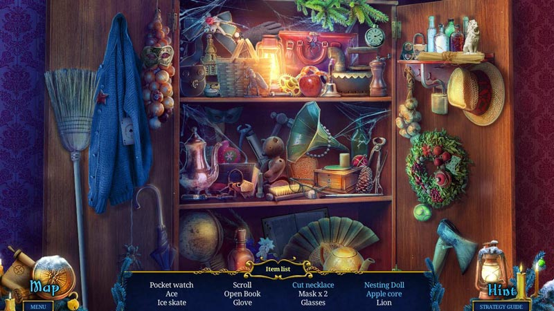 Christmas Stories Nutcracker Review - Hidden Object Scene