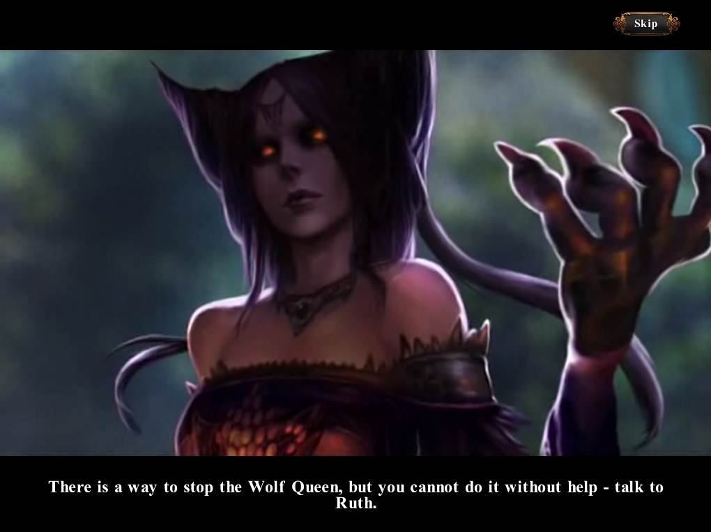 Dark Parables Red Riding Hood Sisters Review Wolf Queen