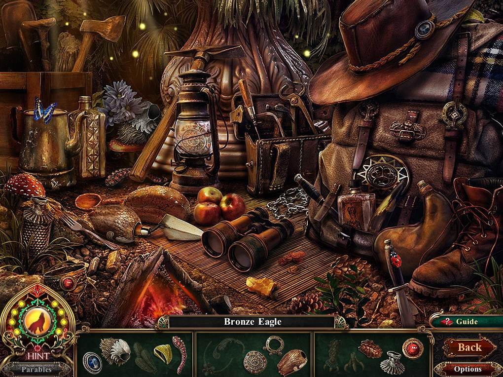Dark Parables Red Riding Hood Sisters Review Hidden Object Game