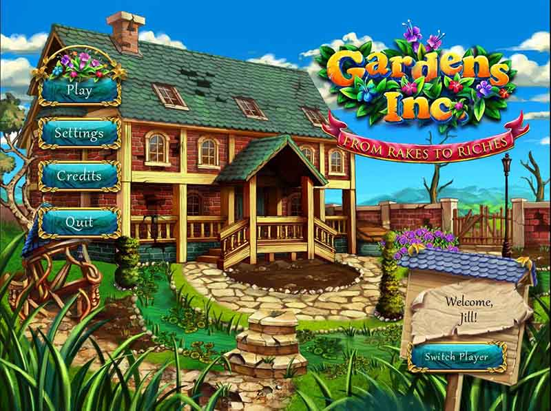 Gardens Inc.: From Rakes to Riches Walkthrough: Title
