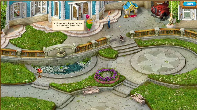 Use All The Coins You Earn To Decorate The Garden With 60 Unique Items And  Restore The Beautiful Space. You Can Chose From Different Themes For The ...