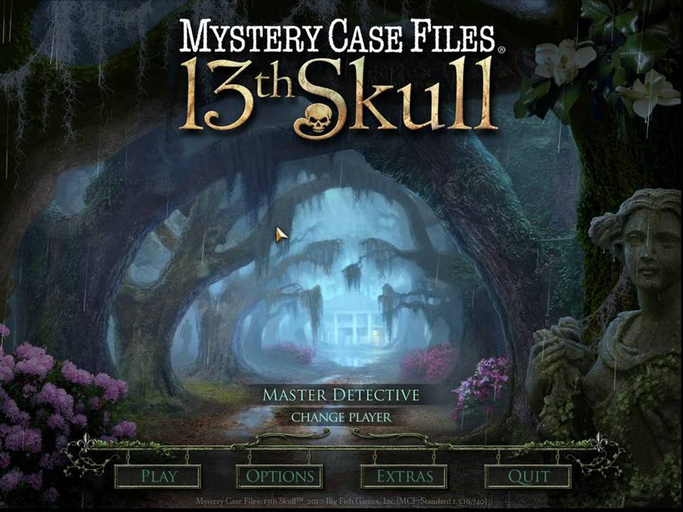 Mystery Case Files 13th Skull Review Title