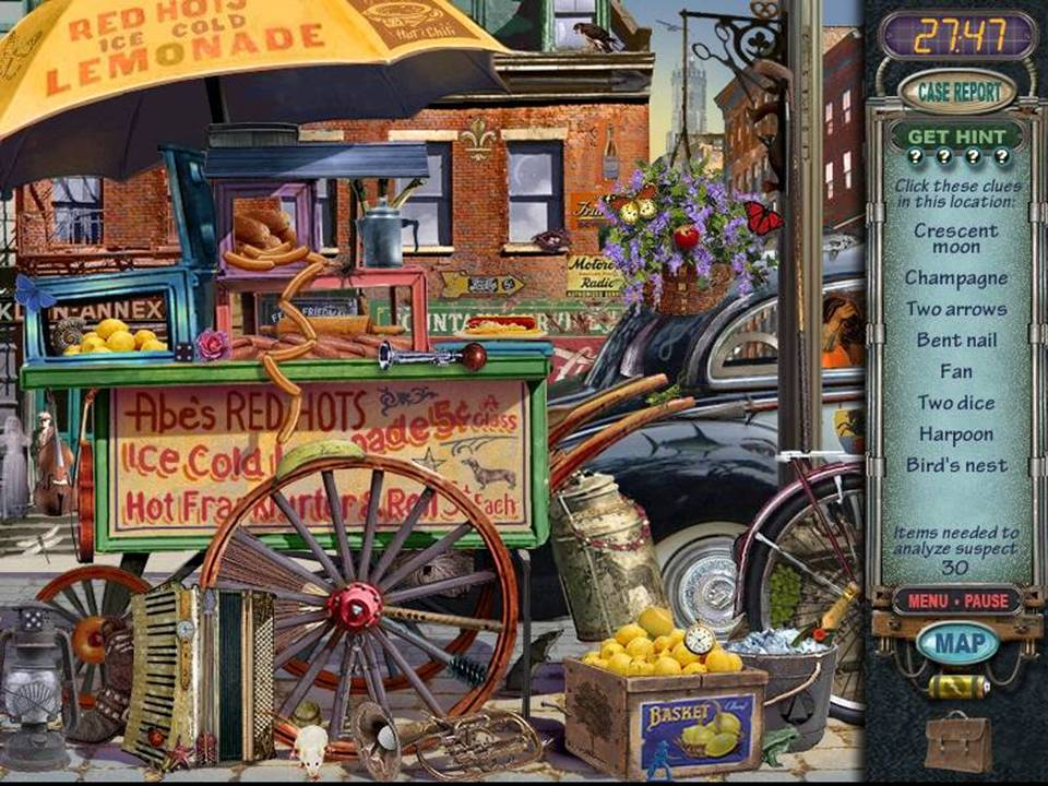 Mystery Case Files Prime Suspects Review Hidden Object Scene
