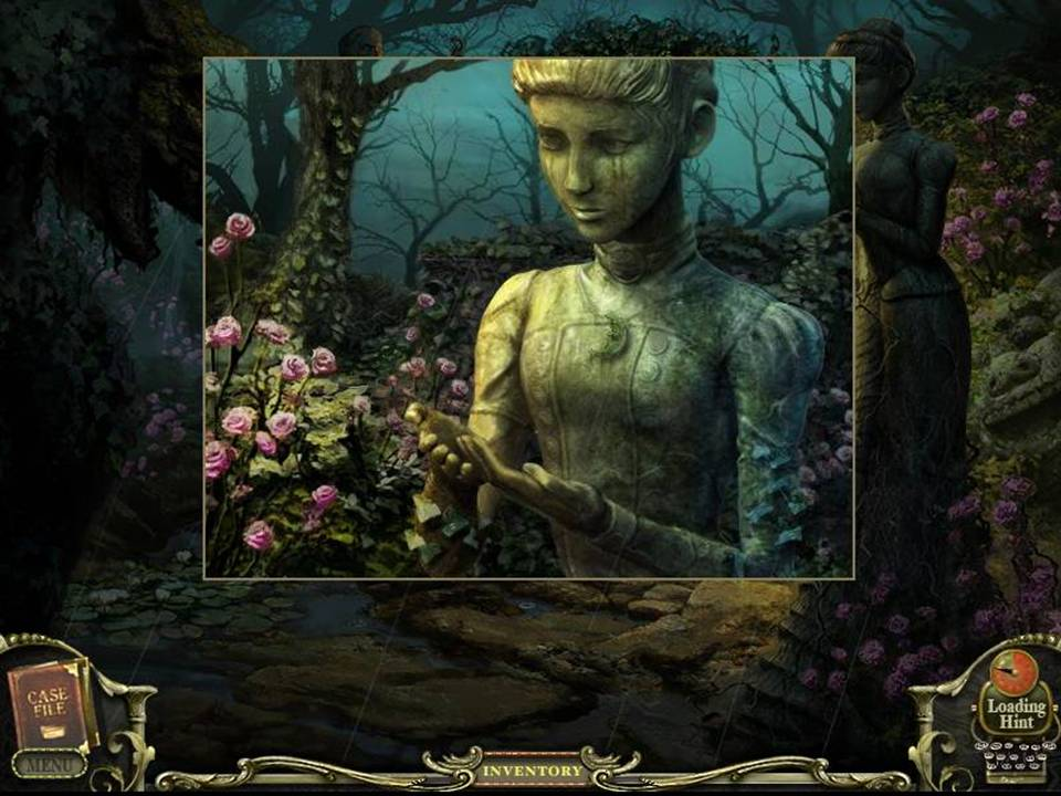 Mystery Case Files Return Ravenhearst Review Graphics