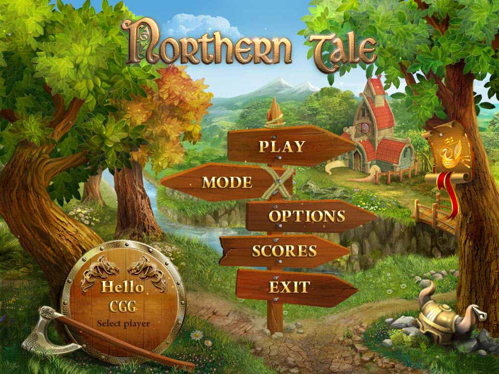 Northern Tale Walkthrough Intro Screen