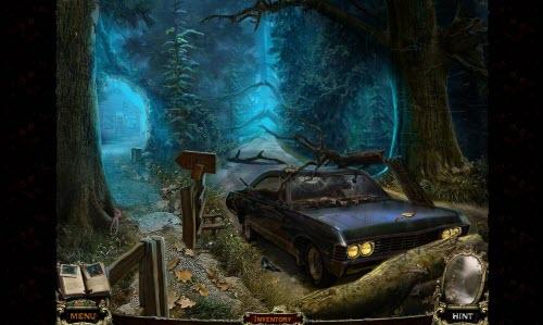 Tales of Terror Crimson Dawn Review Car Crash