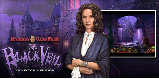 Mystery Case Files The Black Veil